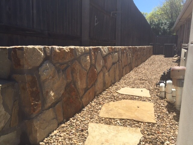 Replace Or Repair An Old Retaining Wall Jcl Landscaping