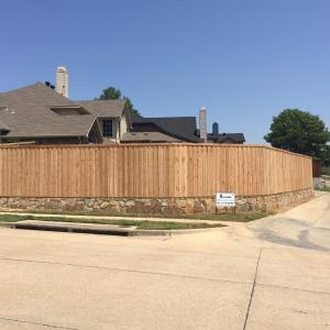 Milsap Retaining Wall and Fence Dallas