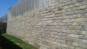 retaining wall repair