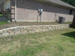 Arlington Retaining Wall Example
