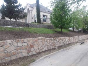 Carrollton Retaining Wall