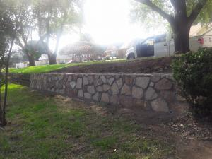Retaining Wall Lewisville 2