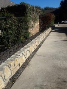 Replacement Retaining Wall 2