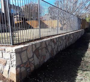 Retaining Wall Highland Village 1