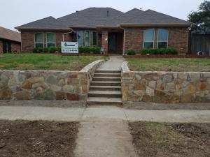 Retaining wall railroad ties | JCL Landscape Service